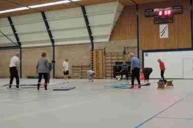Sporters gezocht voor MBVO (meer bewegen voor ouderen)