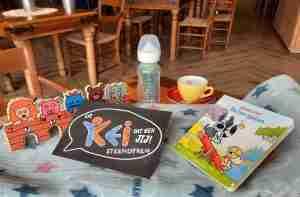 Start Babycafé op De Kei